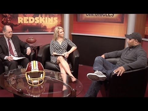 Redskins Chronicles feat. RB Ricky Ervins (Ep. 3)