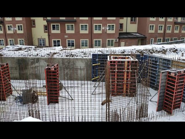 Свіжі фото з будівництва Апарт-готелю Le Meandre від компанії lm.estate