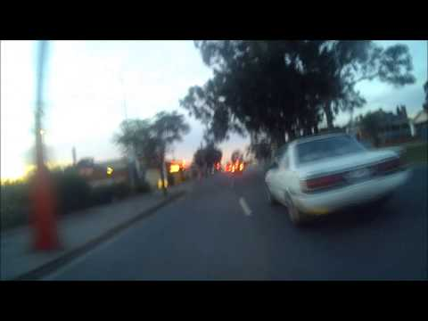 Adelaide crap drivers movie 1