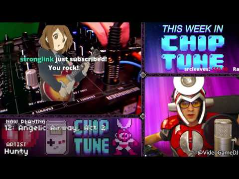 This Week in Chiptune - TWiC 121: Hunty, Zabutom, CrunchyCo, Relay Bros