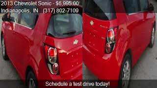2013 Chevrolet Sonic LT Auto 4dr Hatchback for sale in India
