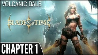 Blades of Time (PS3) -  Chapter 1: Volcanic Dale