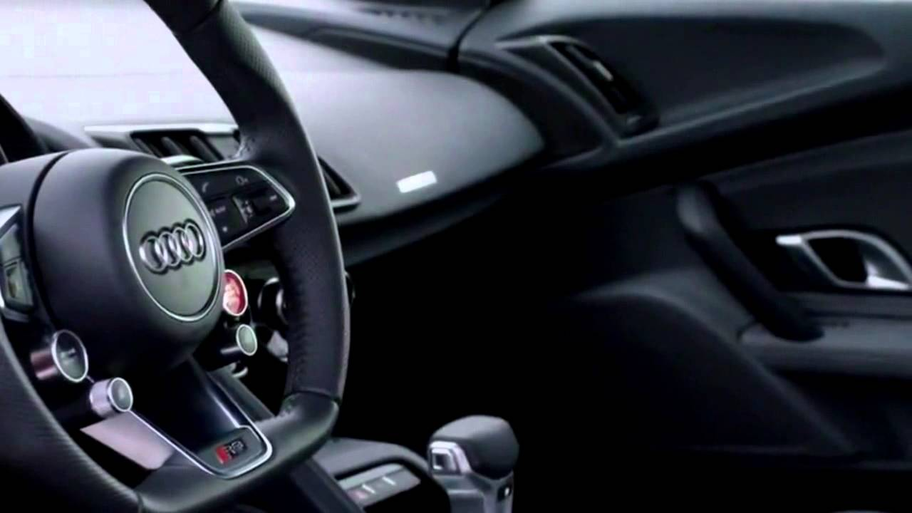 2016 Audi R8   Interior HD   YouTube
