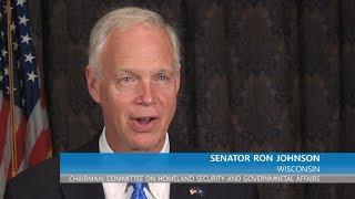 Ig act 40: senator ron johnson