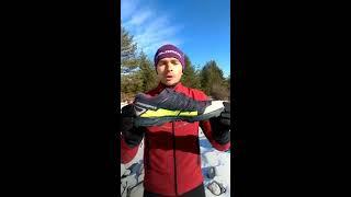 одежда и кроссовки для бега зимой на примере бренда Salomon