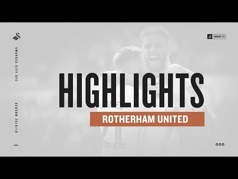 Highlights: Swans 4 Rotherham 3