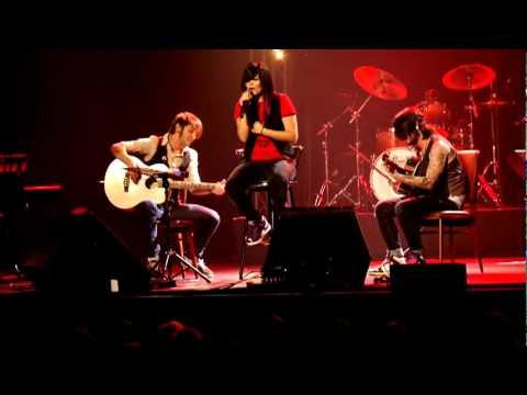 Jena Lee - J'aimerais Tellement (Live).flv