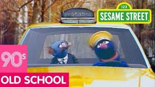 Sesame Street: Grover's Taxi | #ThrowbackThursdays
