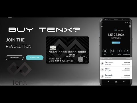 Buy TenX Before Moon Shot in 2018?