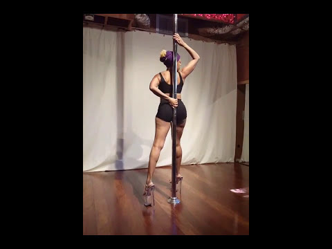 pole dance to Kem