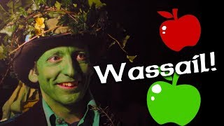 Wassail! Singing to trees: a Pagan tradition