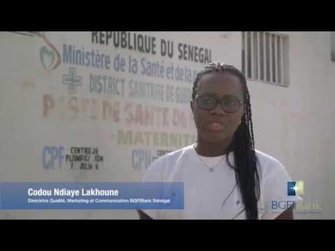 Fondation BGFIBank - BGFIDay 2016 Sénégal