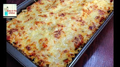 The Recipe Network- Chicken Lasagna Recipe
