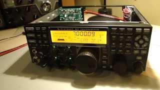 Elecraft - K3: CW decoder
