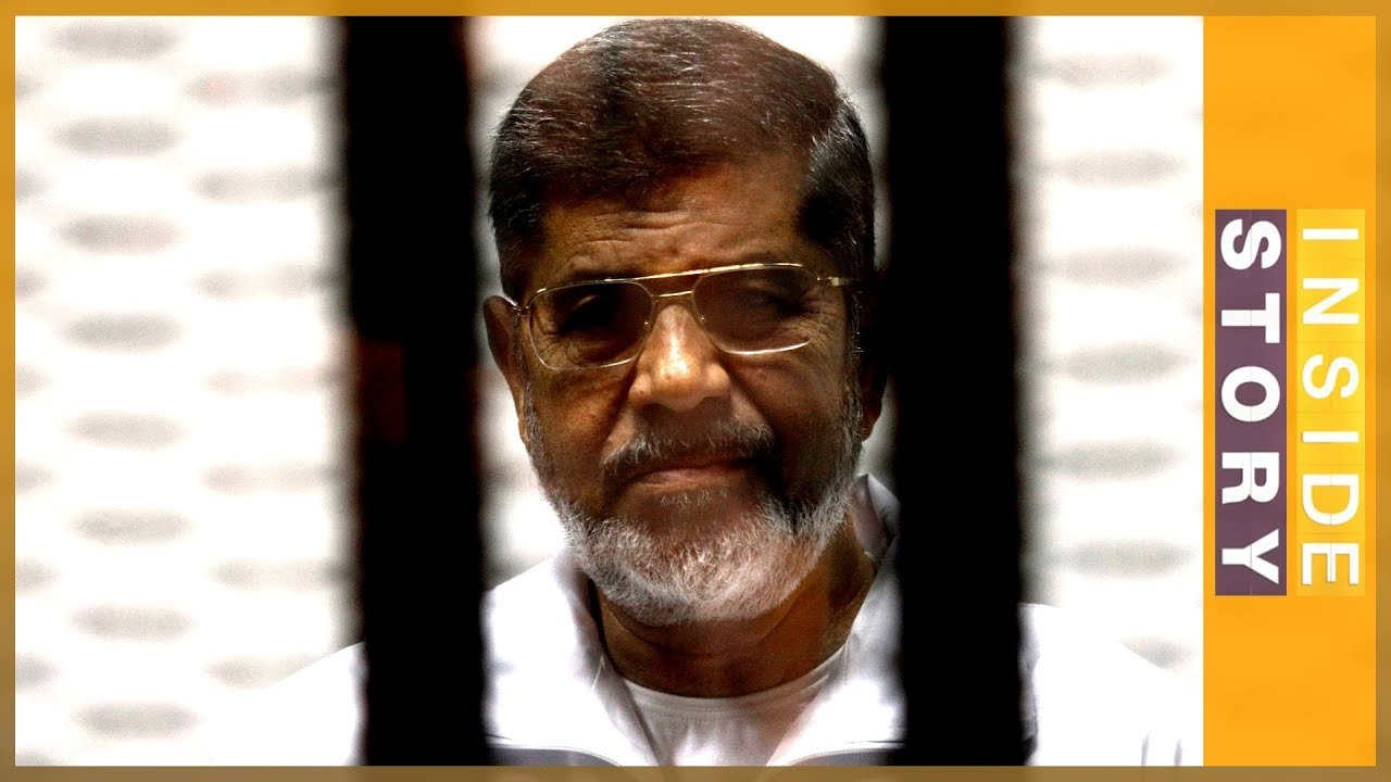 What does Morsi's death mean for Egypt?