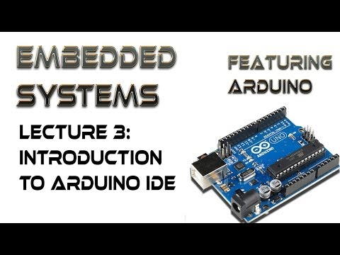 3.  The Arduino IDE
