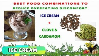 TO REDUCE OVEREATING DISCOMFORT |  BEST FOOD COMBINATIONS  BY  NITYANANDAM AYURVEDA