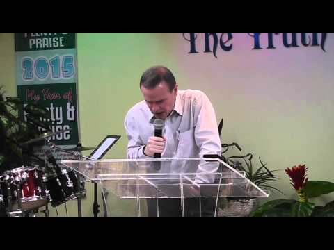 Grace In Action by Pst John Thornton  part 1