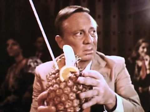 Pepto Bismol Commercial featuring Norman Fell 1970s