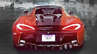NFS HEAT   Nowe auto w Garażu :O McLaren Tuning
