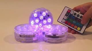 LED 어항조명 RGB…