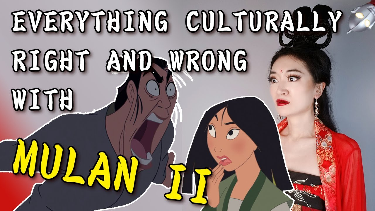 Download EVERYTHING CULTURALLY RIGHT AND WRONG WITH MULAN II (2004)