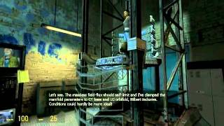 Half - life 2 : Chapter 2 - A Red Letter Day