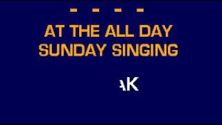Ricky Skaggs & The Nitty Gritty Dirt Band Little Mountain Church House CB Karaoke