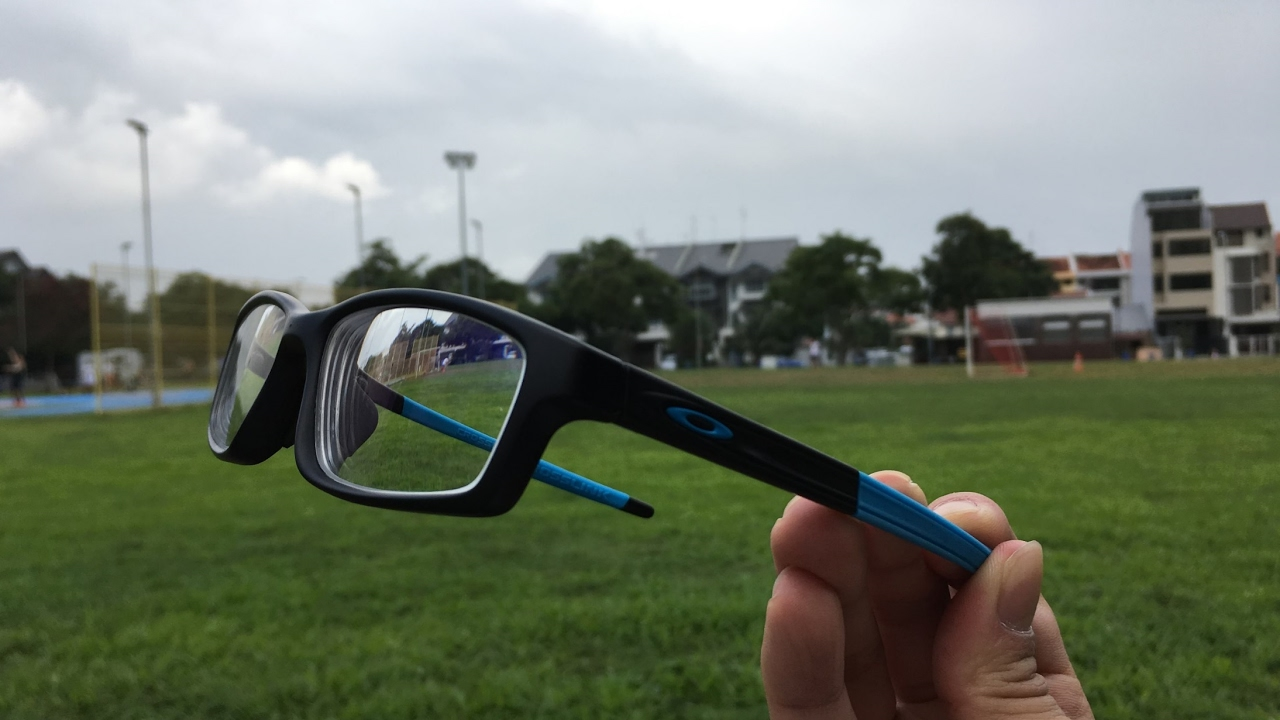 oakley crosslink asia fit