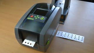 Принтер для печати маркировки Wago SmartPRINTER. Небольшой обзор.