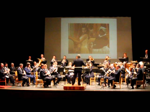 Banda Municipal de Música de Santander - Tara Theme (Max Steiner)