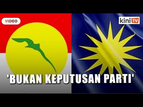 'Pemuda Umno Seremban - MCA putus? Bukan keputusan parti'