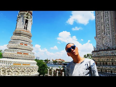 Wat Arun - Temple of Dawn [My Journey to a BUDDHIST Temple] | BANGKOK ONLY Episode 5
