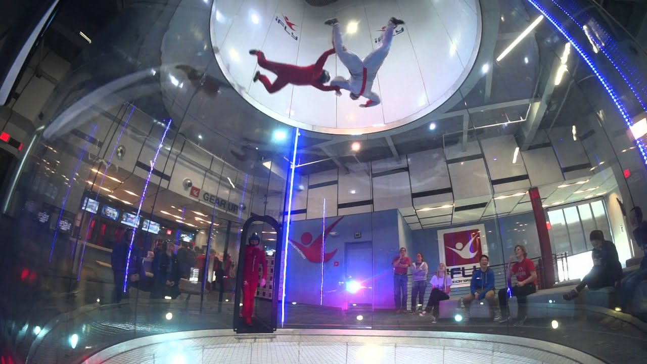 Skydiving: Chicago Indoor Skydiving