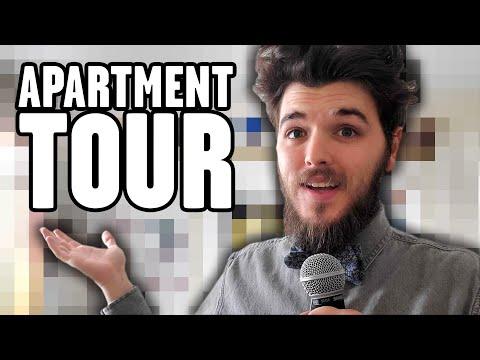 Chase's Apartment Tour