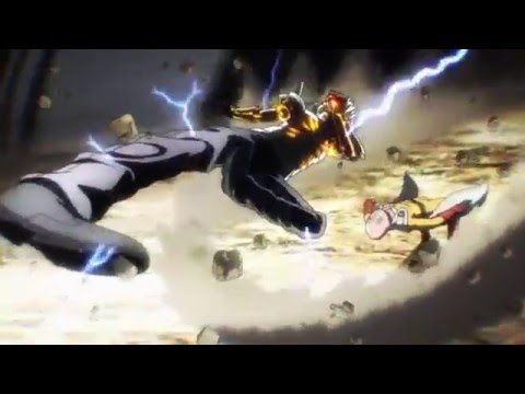 One Punch Man AMV  Blur Song 2