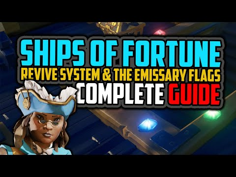 Sea of Thieves: Ships of Fortune & New Features [FULL GUIDE]