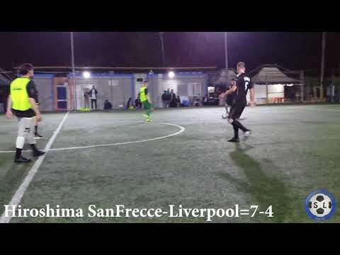 XI SBORDONE LEAGUE STAR LEAGUE GIORNATA 3 HIROSHIMA SANFRECCE-LIVERPOOL