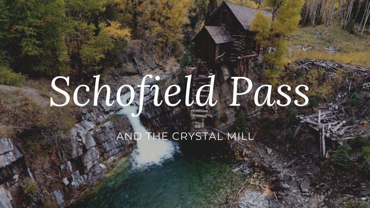 Schofield Pass Colorado