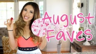 August Favorites! What I Eat