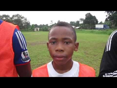 Support Edidiong to achieve his football dreams by sharing this video