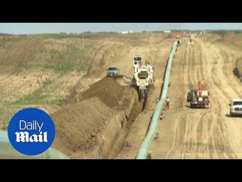 Keystone XL pipeline wins final approval in Nebraska - Daily Mail