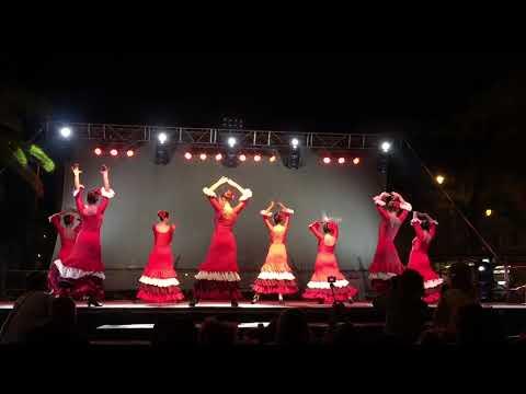 Mia Flamenco-Triana, puente y aparte. Festival de Baile Antonio Jara 2018