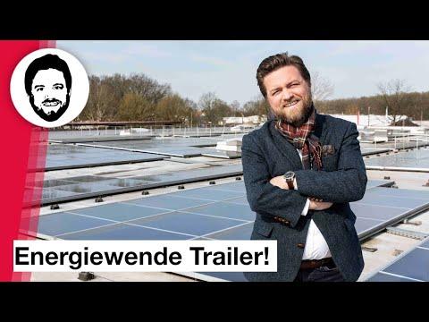 Unterwegs Im Namen Der Energiewende! - Trailer! Holger Laudeley Und Dennis Witthus