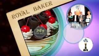 видео Изящность исполнения  •   Royal Baker   •  Великолепие вкуса