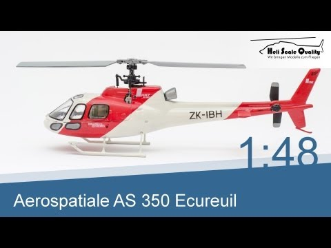 Aerospatiale (Eurocopter) AS 350 Ecureuil