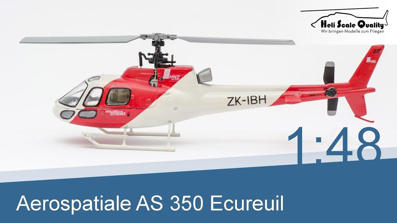 AS 350 Landegestell 1 REGA