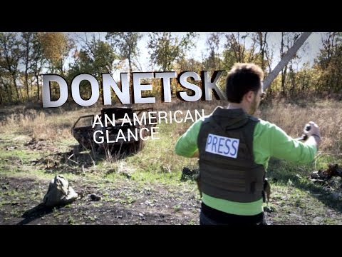 Donetsk: an American