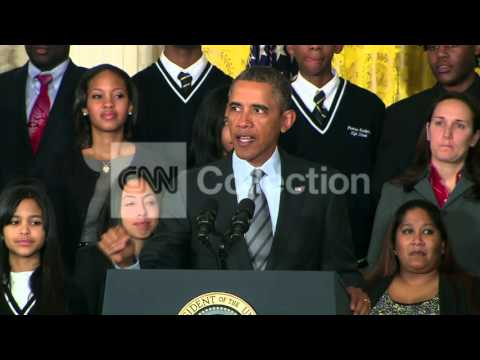 OBAMA PROMISE ZONES - NEW HAIR (FUNNY MOMENT)