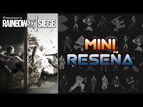 Mini Reseña Rainbow Six Siege | 3 Gordos Bastardos